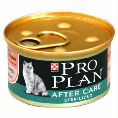 Консервы Proplan для кошек лосось/тунец 85г (упак. 24 шт) (12171995)