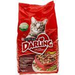 Сухой корм Darling для кошек мясо/овощи 2 кг (12047929)