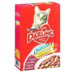 Сухой корм Darling для кошек мясо/овощи 300г (12238862)