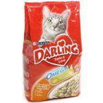 Сухой корм Darling для кошек птица/овощи 2 кг (12047940)