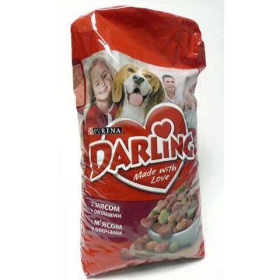 Сухой корм Darling для собак мясо/овощи 2,5 кг (12187228)