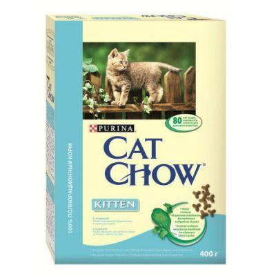 ����� ���� Cat Chow Kitten ��� ����� 400� (12267386)