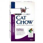 Сухой корм Cat Chow Special care для кошек Профилактика образования комков шерсти 400г (12267402)