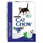 Сухой корм Cat Chow FELINE 3в1 400г (12267403)
