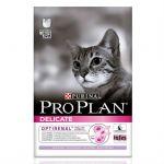 Сухой корм Proplan Delicate для котов c чувствитльным пищеварением индейка/рис 10 кг (12171889)
