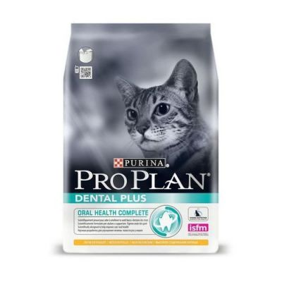 ����� ���� Proplan Dental Plus ��� ����� ������ 3�� (155357)