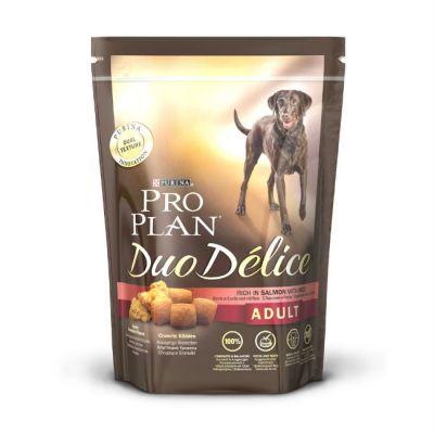 Сухой корм Proplan DUO DELICE SmlAdt для взрослых собак Лосось/рис 700г (12251947)
