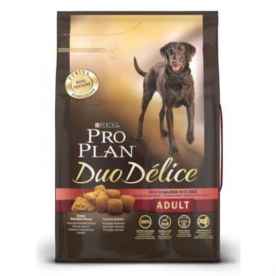 Сухой корм Proplan DUO DELICE SmlAdt для взрослых собак Лосось/рис 2,5кг (12251961)
