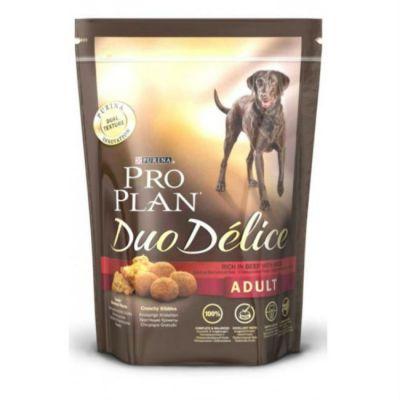 Сухой корм Proplan DUO DELICE SmlAdt для взрослых собак Говядина/рис 700г (12251943)