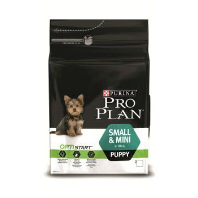 Сухой корм Proplan Puppy для щенков мелких пород курица/рис 800г (12208872)