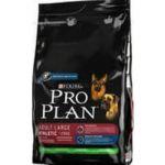 Сухой корм Proplan Adult для взрослых собак ягненок/рис 14кг (12150844)