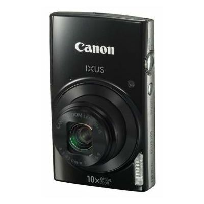 Компактный фотоаппарат Canon IXUS 180 (черный) 1085C001