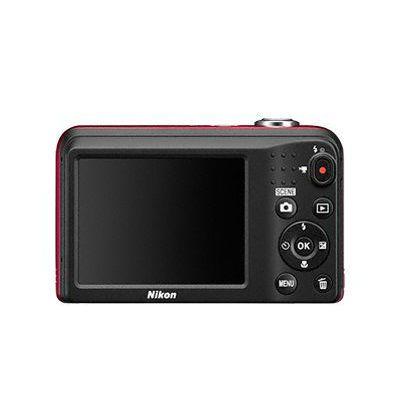 Компактный фотоаппарат Nikon CoolPix A10 (красный) VNA982E1