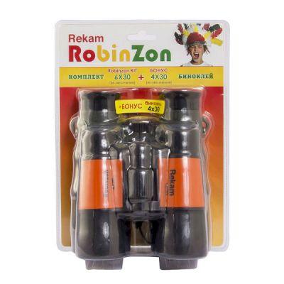 ������� Rekam �������� RobinZon Kit 6-30x 30�� 6x30&4x30 1305000330