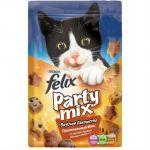Сухой корм Felix для кошек Party Mix Оригинал Микс 20г (упак. 15 шт) (12237745)
