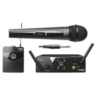 Микрофон AKG WMS40 Mini2 Mix Set BD US