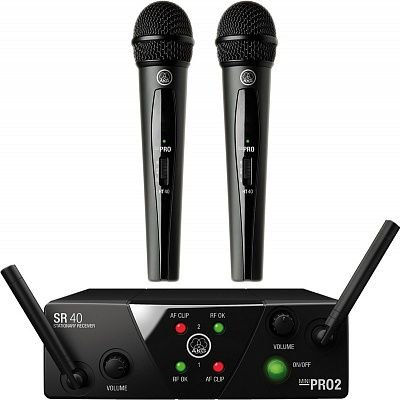 Радиосистема AKG WMS40 Mini2 Vocal Set BD