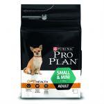Сухой корм Proplan для взрослых собак мелких пород курица/рис 700г (12272468)