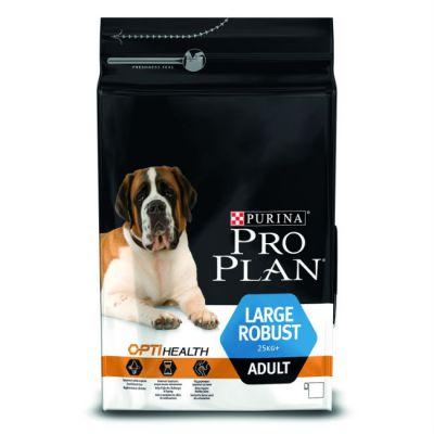 Сухой корм Proplan для взрослых собак крупных пород мощного телосложения курица 14кг (12272436)