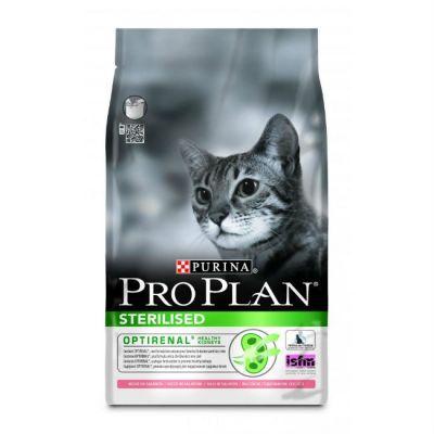 Сухой корм Proplan для кошек кастрированных и стерилизованных курица/индейка 3 кг (12171006)