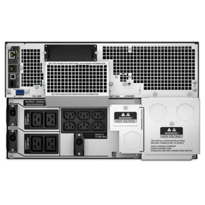 ИБП APC Smart-UPS SRT RM, 10000VA/10000W 230V SRT10KRMXLI