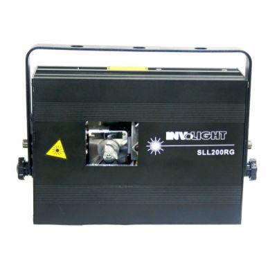 Лазерный эффект Involight SLL200RG