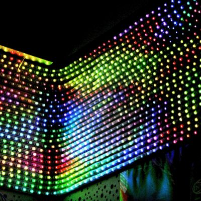 Involight RGB гибкий экран LED SCREEN55