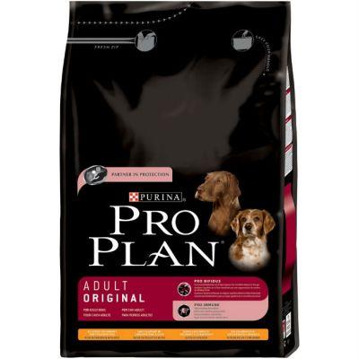Сухой корм Proplan для средних взрослых собак курица/рис 3кг (12272212)