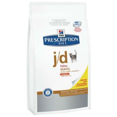 Сухой корм Hills j/d для кошек (лечение суставов) 2кг (6135M)