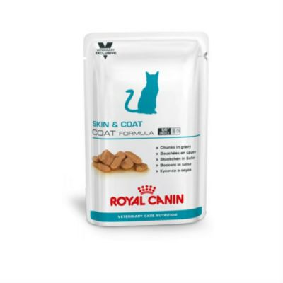 ����� Royal Canin Skin & Coat Formula ��� ����� � ���������� ����������������� ���� 100�