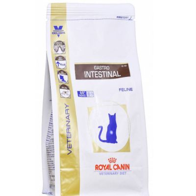 Сухой корм Royal Canin Gastro-Intestinal GI32 для кошек при нарушениях пищеварения 2 кг