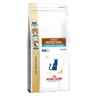 Сухой корм Royal Canin Gastro-Intestinal GIM35 для кошек при нарушениях пищеварения 400г