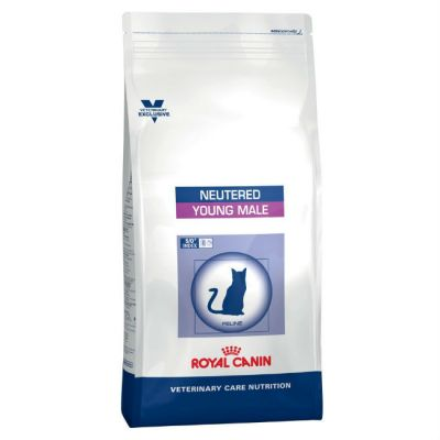����� ���� Royal Canin Neutered Young Male WS 40 ��� �������������� ����� �� 7��� 3,5��