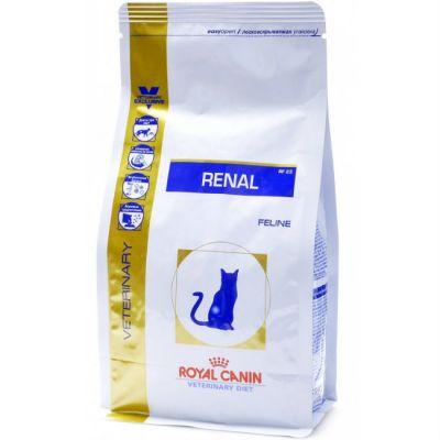 Сухой корм Royal Canin Renal RF23 для кошек при почечной недостаточности 500г