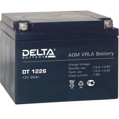 Аккумулятор Delta DT 12-26
