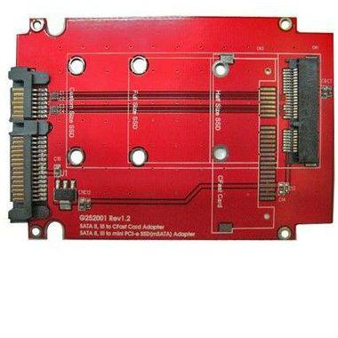 Переходник Espada SSD mSATA to SATA, CB963FA9