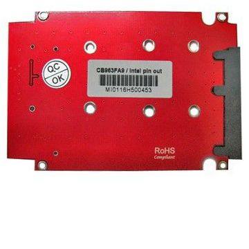 Адаптер Espada Переходник SSD mSATA to SATA, CB963FA9