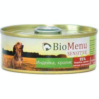 �������� Biomenu adult ��� �������� ����� sensitive �������/������ 100�