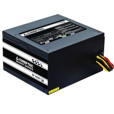 Блок питания Chieftec 400W ATX (24+4+2x6) GPS-400A8