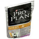 Сухой корм Proplan для кошек низкокалорийный индейка/рис 400 г (5115225)