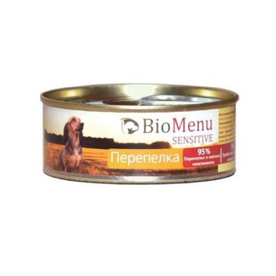 �������� Biomenu adult ��� �������� ����� sensitive ��������� 100�