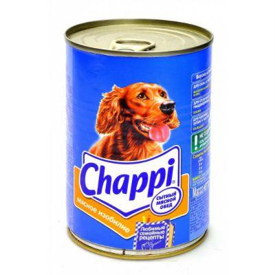 �������� Chappi ��� ����� ������ �������� 400�