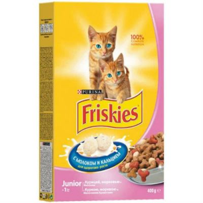 ����� ���� Friskies Junior ��� ����� 400 � (12152494)