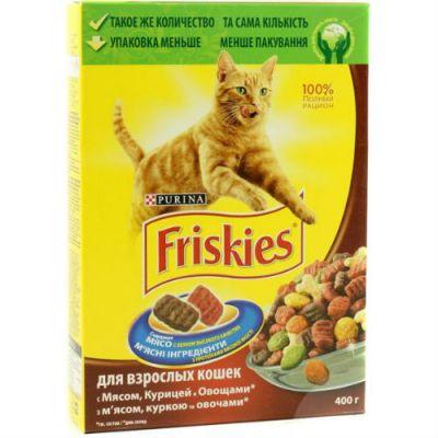 ����� ���� Friskies ��� �������� ����� ����/������/����� 400 � (12152613)
