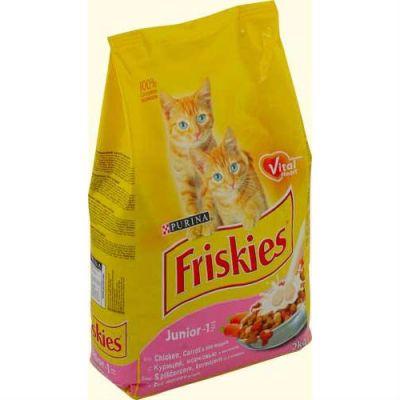 Сухой корм Friskies для котят пак. 2 кг (5118345)