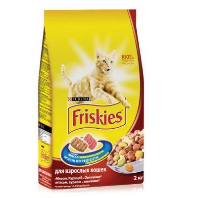 ����� ���� Friskies Adult ��� ����� ����/������/����� 2 �� (12053767)