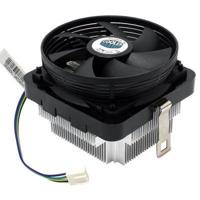 Кулер для процессора Cooler Master для FM2+/FM2/FM1/AM3+/AM3/AM2+/AM2, 4 пин, PWM, TDP 95-130 Вт DK9-9ID2A-PL-GP