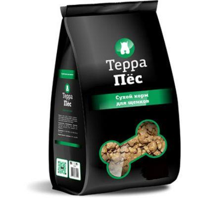 Сухой корм Терра Пес для щенков упак.12 кг