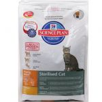 Сухой корм Hills для стерилизованных кошек от 6 мес до 6 лет 3,5кг (9354M)