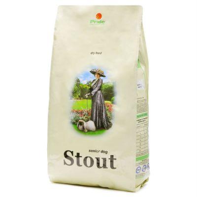 Сухой корм Стаут для собак почтенного возраста упак. 0.5кг